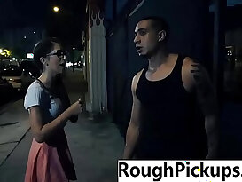 Forced rough sex