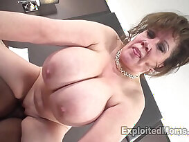 Cougar Does her First sex with Black girl with huge Cock Video