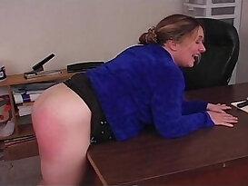 Spank Fuck BBW Amateur brunette MILF