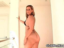 Thick sex with a big ass sucking