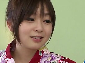 Nozomi Hazuki moans hard anal fucking hardcore More