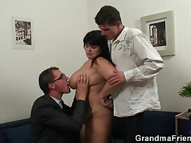 Fat bitch getting fucked hard after photosession