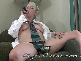 Dixie Lea, Cigar Vixens, Full hd Video