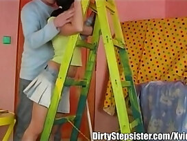 Stop Cleaning The House Clean My Pussy Instead Steprbo