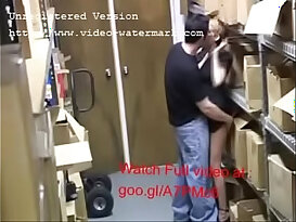 Hot Cheating wife caught on camera at work Watch