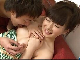 Top Japanese each other with doctor and slut nasty Akane Ozora