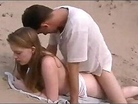 Sex at the beach